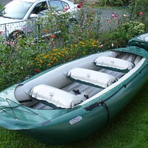 Půjčovna lodí Malá Skála - raft