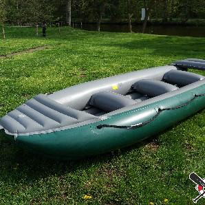 Půjčovna lodí Jizera - raft